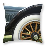 1917 Winton Throw Pillow