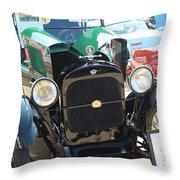 1918 Rio Throw Pillow