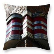 1920s Style Throw Pillow