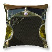1922 Isotta-fraschini Tipo 8 Torpedo By Sala Throw Pillow