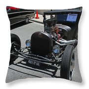 1927 Ford Hot Rod Throw Pillow
