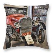 1928 Dodge Roadster Throw Pillow