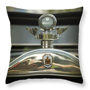 1928 Pierce Arrow Series 36 7 Passenger Touring Throw Pillow