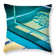 1929 Ford Roadster Pickup Truck -0158c Throw Pillow