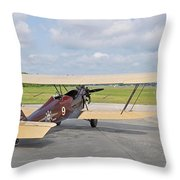 1929 New Standard D-25 Throw Pillow