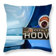 1930 Db Dodge Brothers Taillight Emblem -030c Throw Pillow