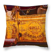 1930 Ford Delivery Throw Pillow