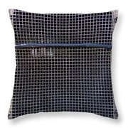 1930 Ford Model A Grille Throw Pillow