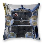 1930 Lasalle 340 Throw Pillow