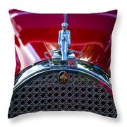 1930 Packard Model 734 Speedster Runabout Throw Pillow