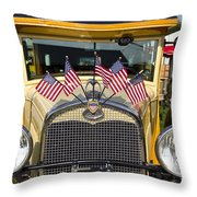 1931 Ford Model-a Car Throw Pillow