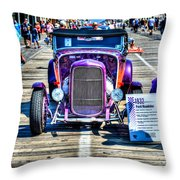 1932 Ford Roadster Front Throw Pillow