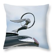 1933 Pontiac Throw Pillow