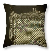 1934 Accessory Throw Pillow