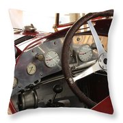 1934 Alfa Tipo B Throw Pillow