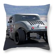 1934 Ford 'autocross' Coupe 1 Throw Pillow