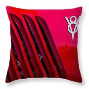 1934 Ford Tudor Throw Pillow