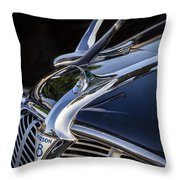 1935 Hudson Throw Pillow