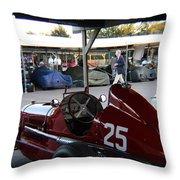 1935 Maserati 4cm Throw Pillow