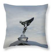 1935 Rolls Royce Throw Pillow