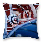 1936 mercedes benz 540 special roadster steering wheel for Mercedes benz blanket