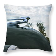 1938 Cadillac Throw Pillow