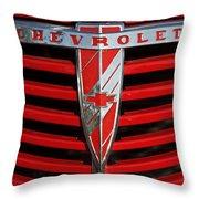 1938 Chevy  Throw Pillow