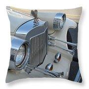 1938 Duesenberg Throw Pillow