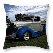 1938 Fargo Throw Pillow