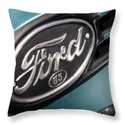 1938 Ford Pickup - 7465 Throw Pillow