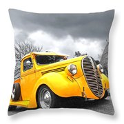 1938 Ford Pickup Throw Pillow