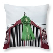 1939 Packard Throw Pillow