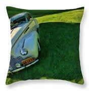 1940 Buick Throw Pillow
