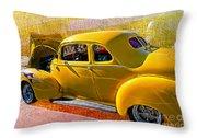 1940 Hudson Throw Pillow