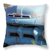 1940's Ford Truck Throw Pillow