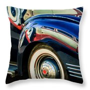1941 Packard 110 Deluxe -1092c Throw Pillow