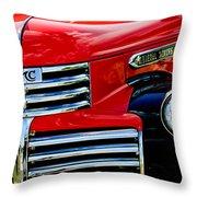 1942 Gmc  Pickup Truck Throw Pillow