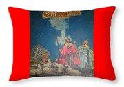My Christmas Throw Pillow