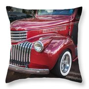 1946 Chevrolet Sedan Panel Delivery Truck  Throw Pillow