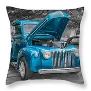 1946 Ford Pickup Throw Pillow