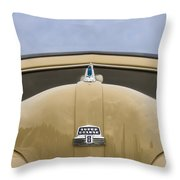 1947 Ford Super Deluxe Wagon Throw Pillow