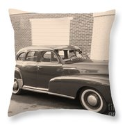 1948 Chevy Throw Pillow