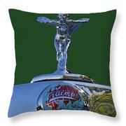 1948 Triumph  Throw Pillow