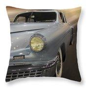1948 Tucker Throw Pillow