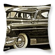 1950 Chevrolet Throw Pillow
