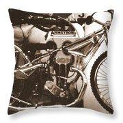 1950 Rotrax-jap Throw Pillow