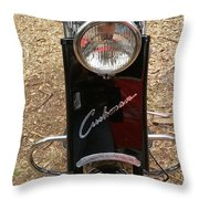 1950's Cushman Throw Pillow
