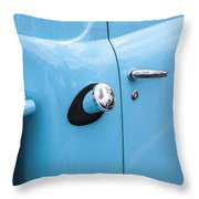 1951 Ford F1 Pickup Truck  Throw Pillow