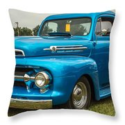 1951 Ford Throw Pillow