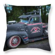 1952 Chevy Pickup Throw Pillow